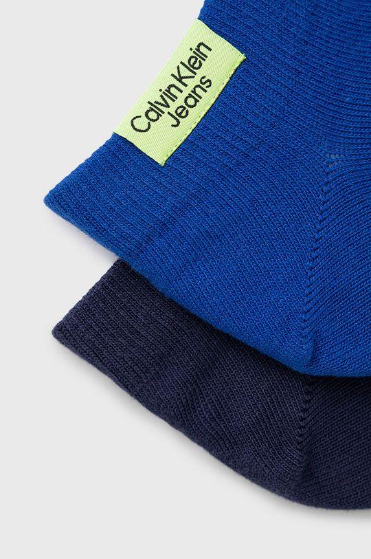 Calvin Klein Jeans - Sosete (2-pack) albastru