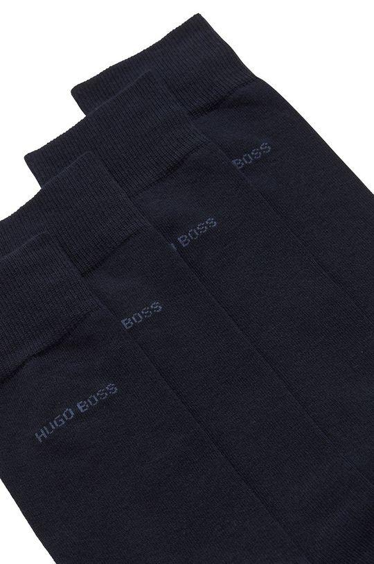 Boss - Sosete (2-pack) bleumarin