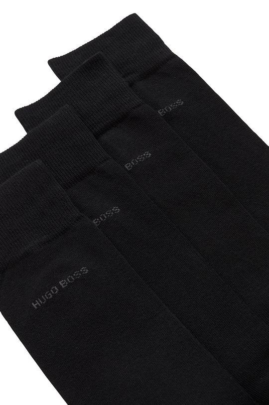 Boss - Ponožky (2-pak)  80% Bavlna, 2% Elastan, 18% Polyamid
