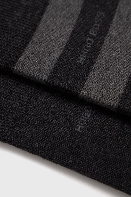 Boss - Ponožky (2-pack) grafitová