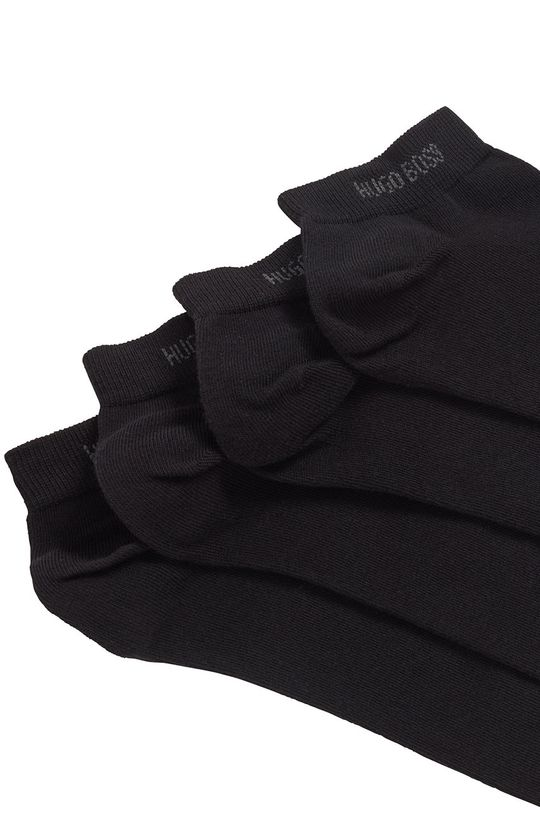 Boss - Ponožky (2-pak)  65% Bavlna, 2% Elastan, 33% Polyamid