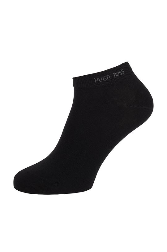 čierna Boss - Ponožky (2-pak)
