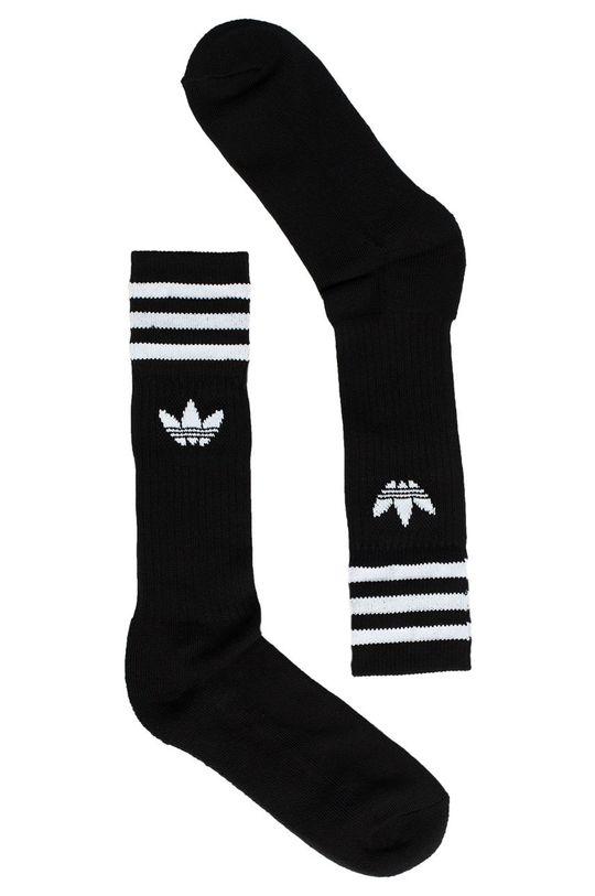 czarny adidas Originals - Skarpety (3-PAK) Męski