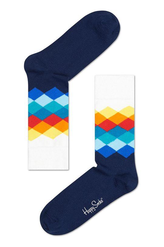 Happy Socks - Ponožky Gift Box (4-pak) Hlavní materiál: 80% Bavlna, 3% Elastan, 17% Polyamid