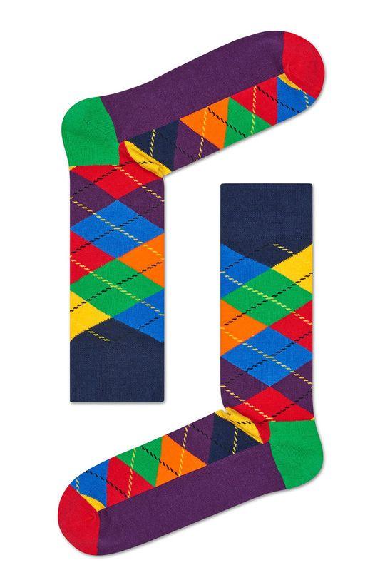 vícebarevná Happy Socks - Ponožky Gift Box (4-pak)
