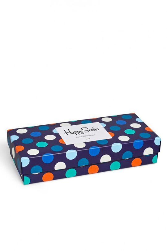 Happy Socks - Ponožky Gift Box (4-pak)