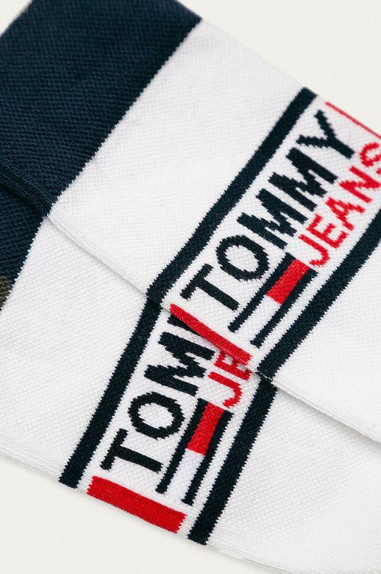 Tommy Jeans - Skarpetki (2-pack) biały