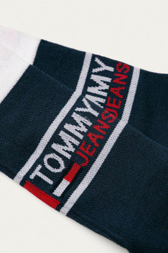 Tommy Jeans - Ponožky (2-pack) námořnická modř
