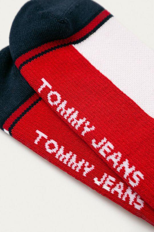 Tommy Jeans - Ponožky (2-pack)  76% Bavlna, 2% Elastan, 22% Polyamid