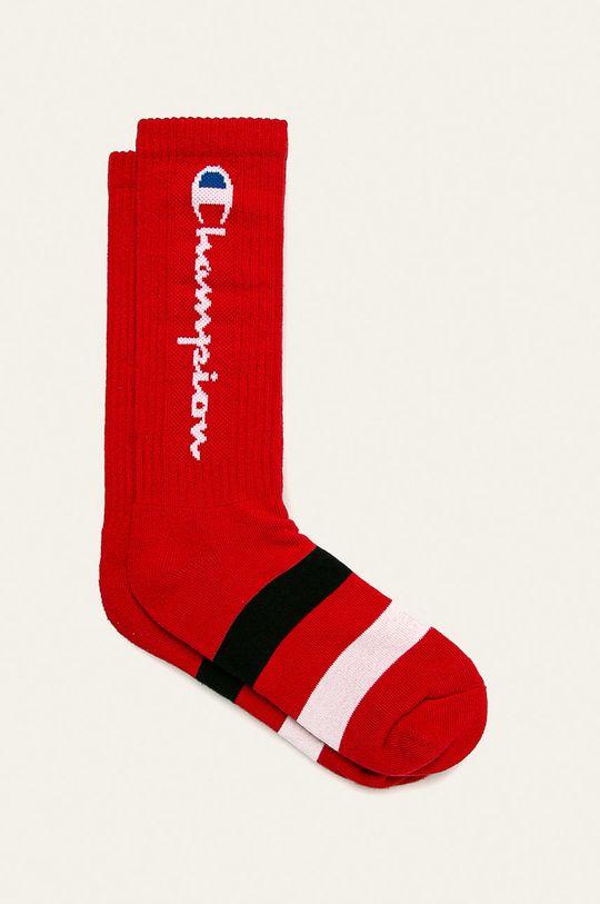 červená Champion - Ponožky Unisex