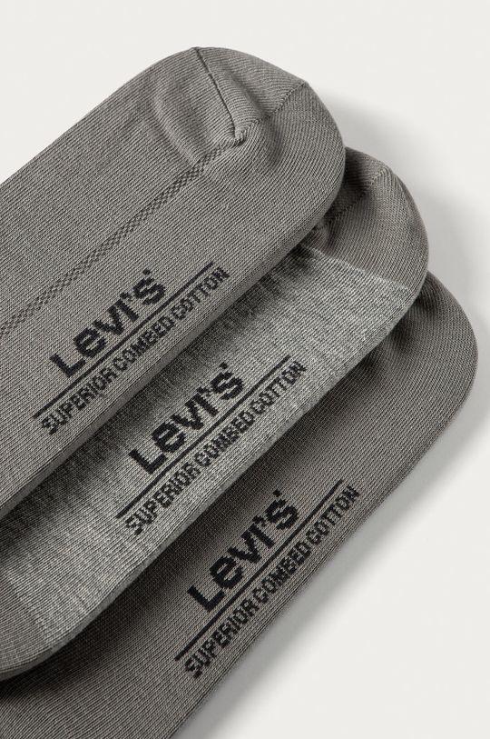 Levi's - Skarpetki (3-pack) szary