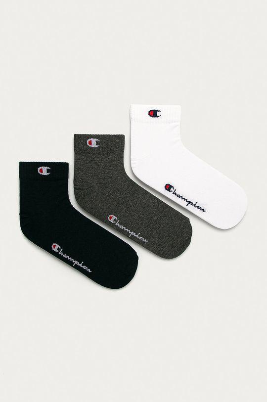 vícebarevná Champion - Ponožky (3-pack) Unisex