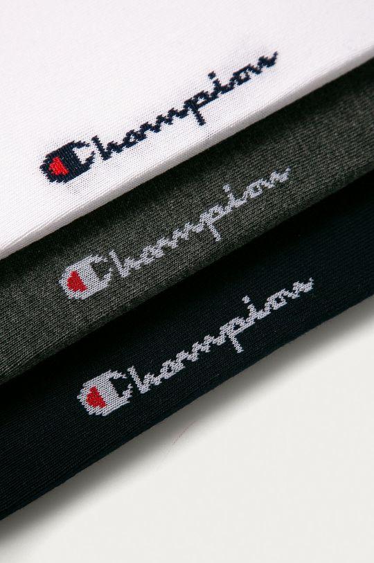 Champion - Ponožky (3-pack) vícebarevná