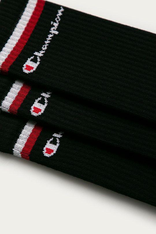 Champion - Ponožky (3-pack) černá