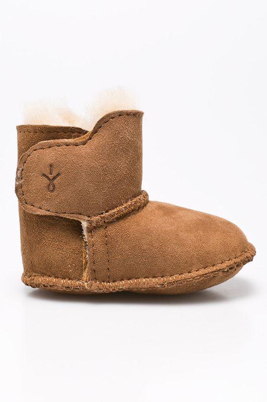 maro auriu Emu Australia - Pantofi copii De băieți