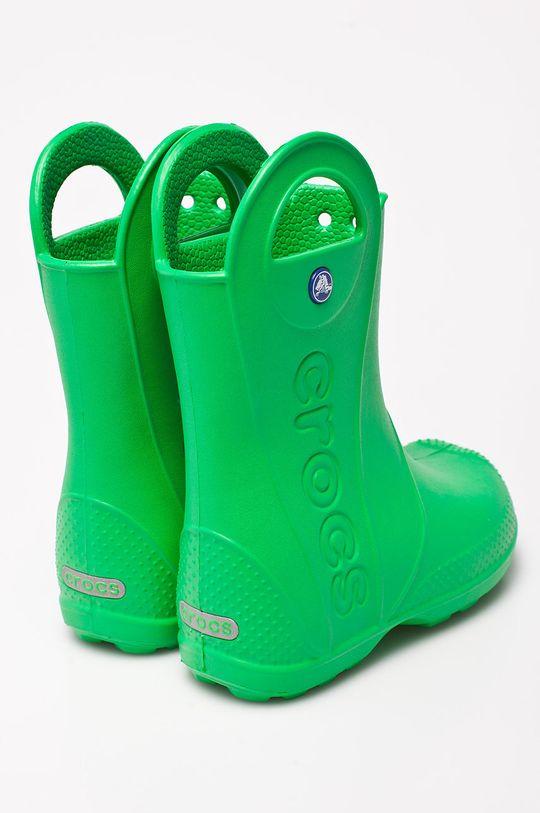 zelená Crocs - Dětské holínky