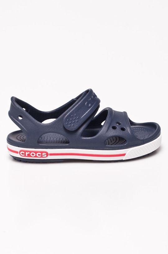 námořnická modř Crocs - Dětské sandály Chlapecký