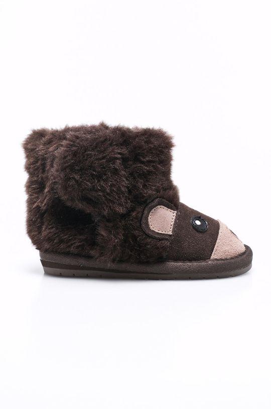 maro inchis Emu Australia - Pantofi copii De băieți