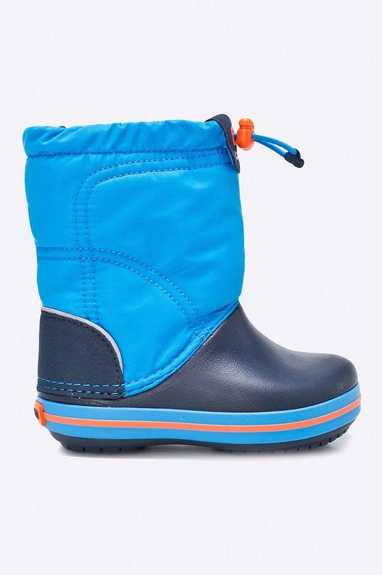 albastru Crocs - Cizme de iarna copii De băieți