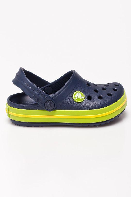 tmavomodrá Crocs - Detské šľapky Chlapčenský