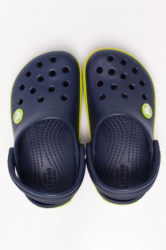 Crocs - Klapki dziecięce granatowy