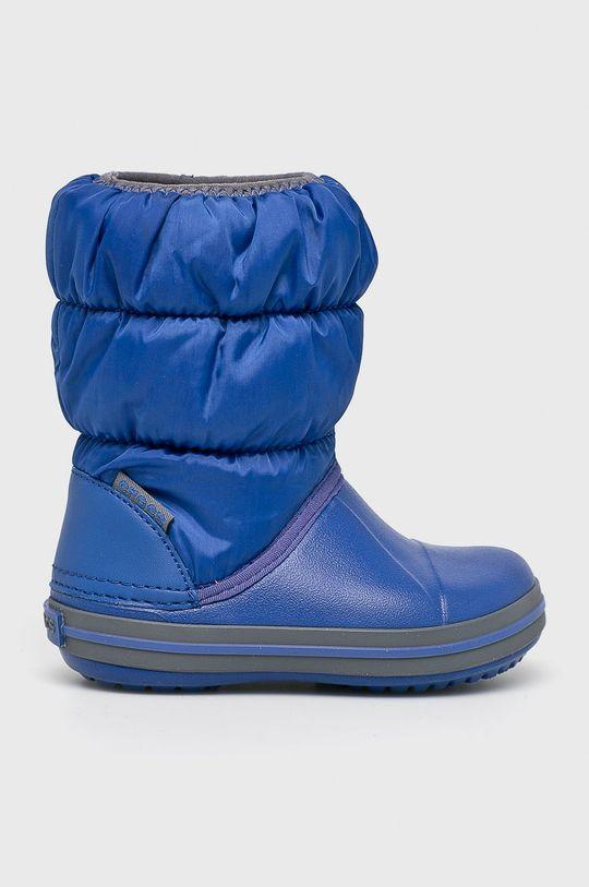modrá Crocs - Detské topánky Chlapčenský
