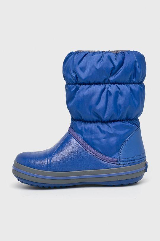 Crocs - Detské topánky <p>Zvršok: Syntetická látka, Textil Vnútro: Textil Podrážka: Syntetická látka</p>