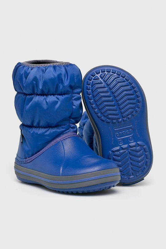 modrá Crocs - Detské topánky
