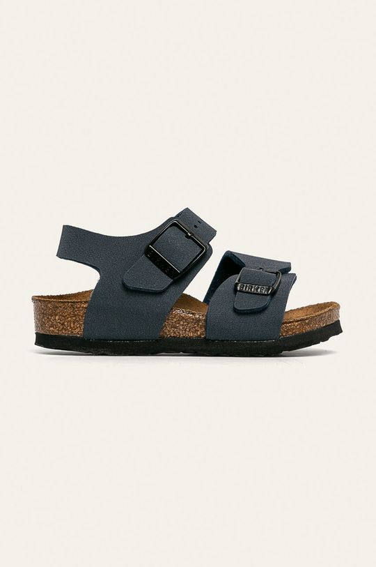 tmavomodrá Birkenstock - Detské sandále New York Chlapčenský