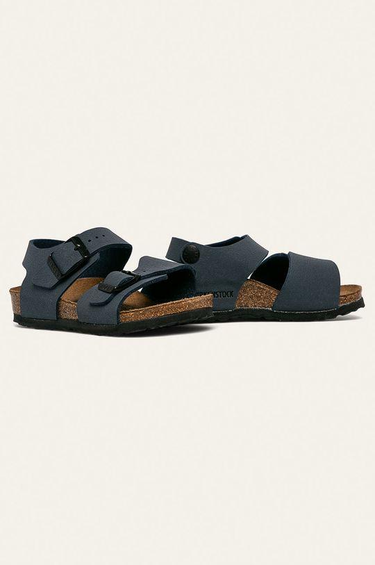 Birkenstock - Detské sandále New York tmavomodrá