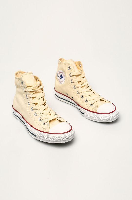 Converse - Tenisky Chuck Taylor All Star Hi krémová