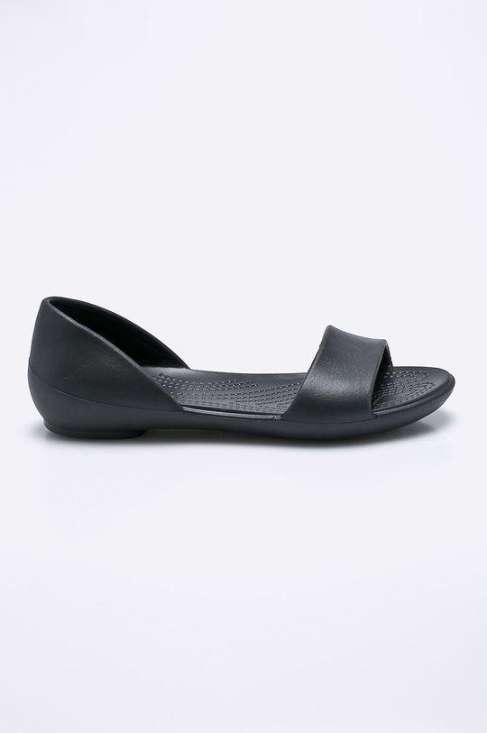 negru Crocs - Balerini De femei