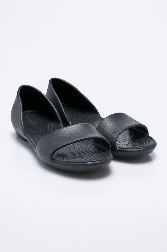 Crocs - Balerini negru