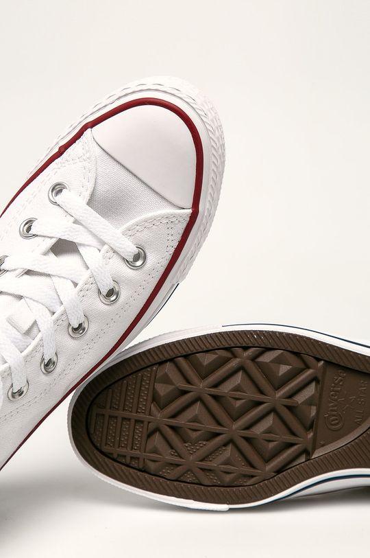 biały Converse - Trampki