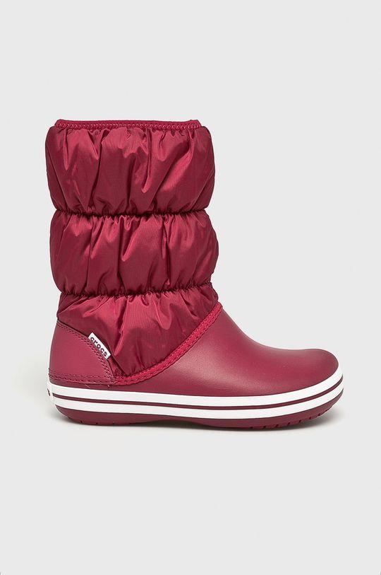 purpuriu inchis Crocs - Cizme de iarna De femei