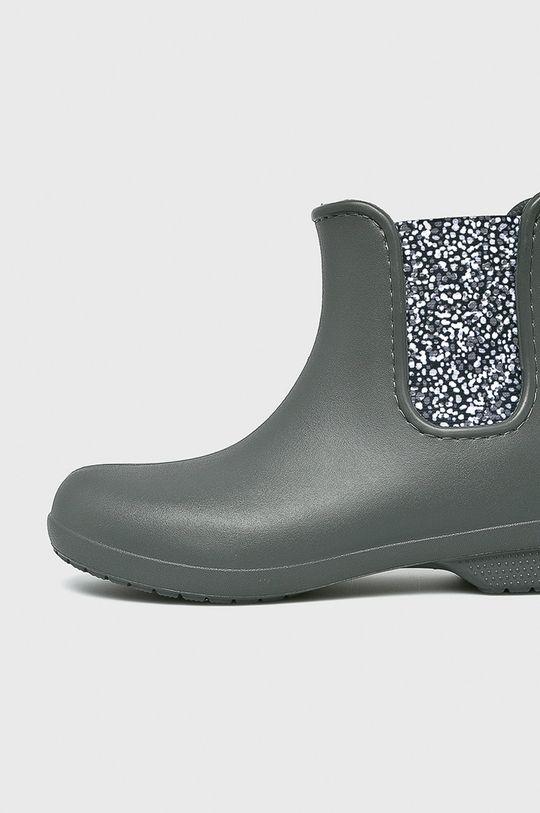 Crocs - Cizme Material sintetic