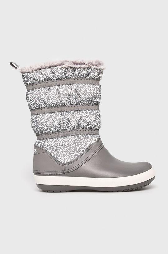 gri Crocs - Cizme de iarna De femei