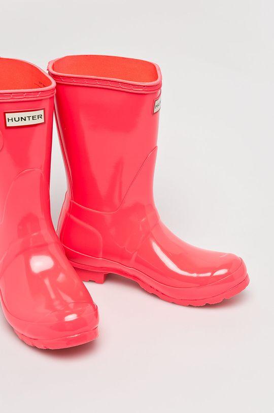 Hunter - Holínky růžová