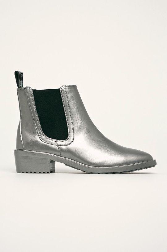 strieborná Emu Australia - Členkové topánky Ellin Rainboot Dámsky