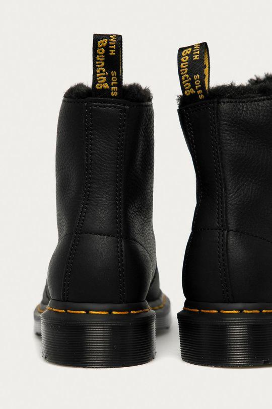 Dr. Martens - Kožené kotníkové boty 1460 Pascal Fl  Svršek: Přírodní kůže Vnitřek: Umělá hmota, Přírodní kůže Podrážka: Umělá hmota