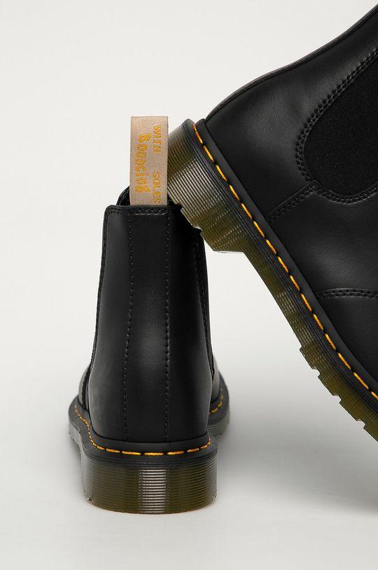 Dr. Martens - Boty s gumou Vegan 2976  Svršek: Umělá hmota Vnitřek: Umělá hmota, Textilní materiál Podrážka: Umělá hmota