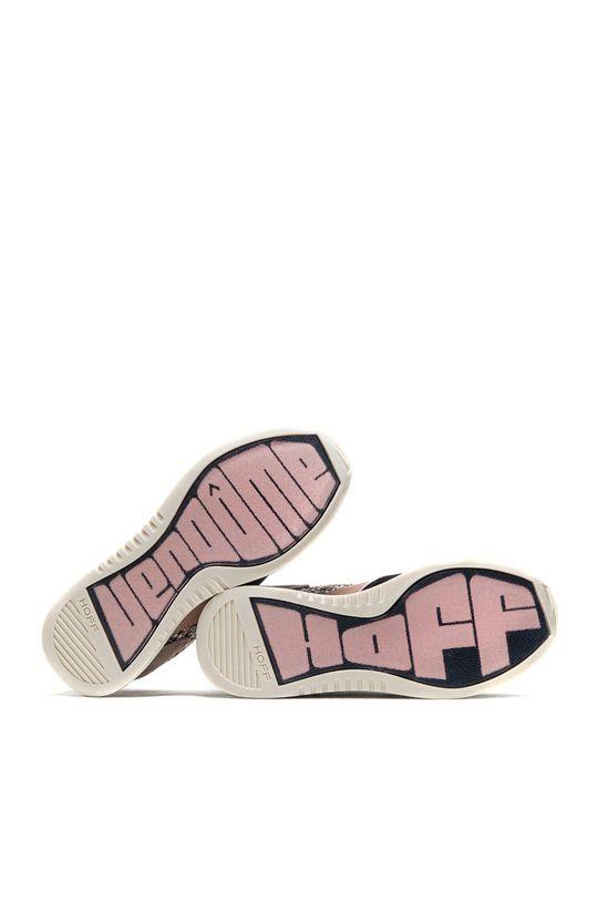 piesková Hoff - Kožená obuv Vendome
