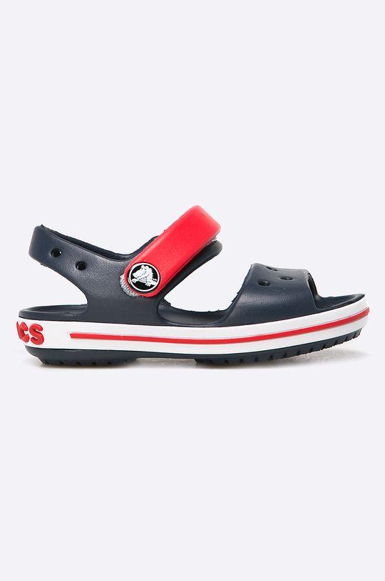 námořnická modř Crocs - Dětské sandály Crocband Sandal Kids Dívčí