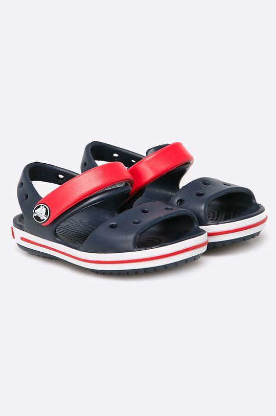 Crocs - Dětské sandály Crocband Sandal Kids námořnická modř