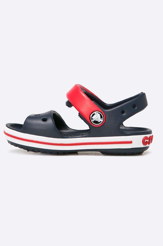 Crocs - Dětské sandály Crocband Sandal Kids Svršek: syntetický materiál Vnitřek: syntetický materiál Podešev: syntetický materiál