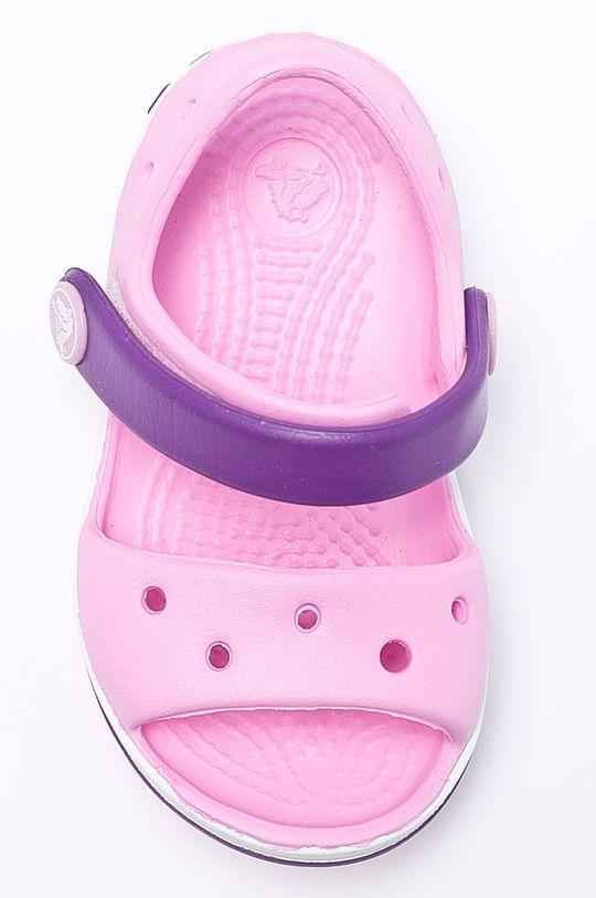 Crocs - Sandały dziecięce Dziewczęcy