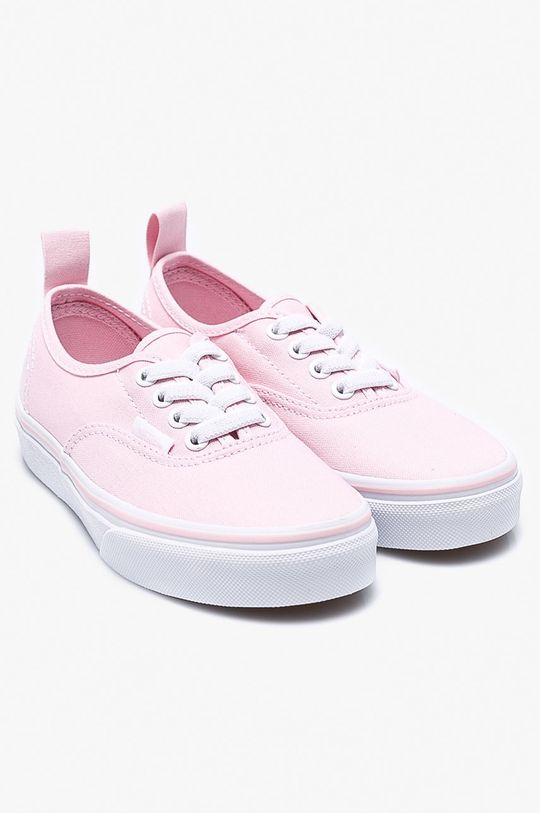 Vans - Dětské tenisky Authentic Elastic růžová