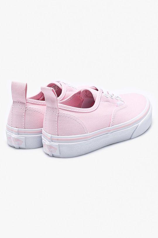 růžová Vans - Dětské tenisky Authentic Elastic