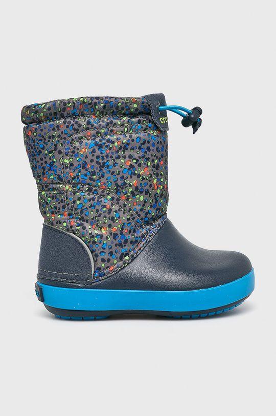 bleumarin Crocs - Cizme de iarna copii De fete