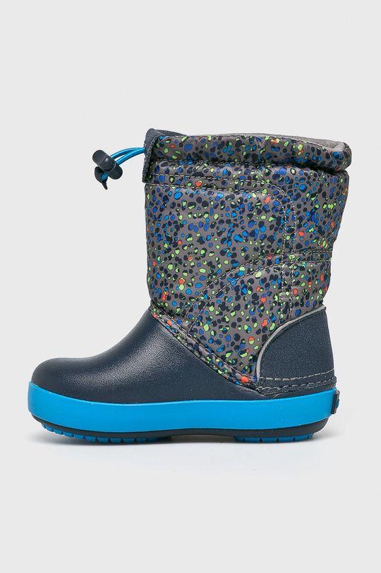 Crocs - Dětské sněhule Svršek: Textilní materiál Vnitřek: Textilní materiál Podrážka: Umělá hmota